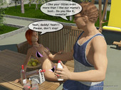 Drawing Incest 3D Mom and Son Comics