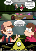 Drah Navlag - Gravity Falls - Big Mysteries