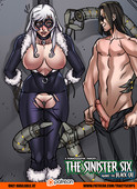 New Tracy Scops - The Sinister Six Against the Black Cat