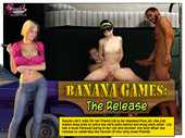Shemale3Dcomics Banana Games The Release