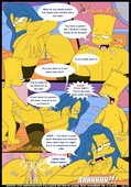 VERCOMICSPORNO - THOSE EPIC SIMPSONS PORN COMICS FROM CROC ALL PARTS