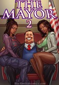 Update great interracial comic The Mayor by Blacknwhitecomics