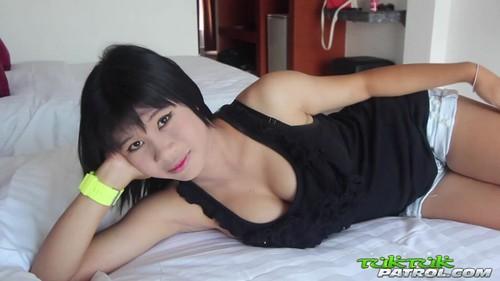 Asian pear pleach