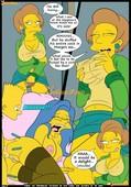 Vercomicsporno - The Simpsons 5