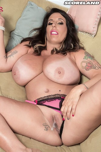Amaya May – Serious Boobage  Scoreland 48-inch breasts 1080p