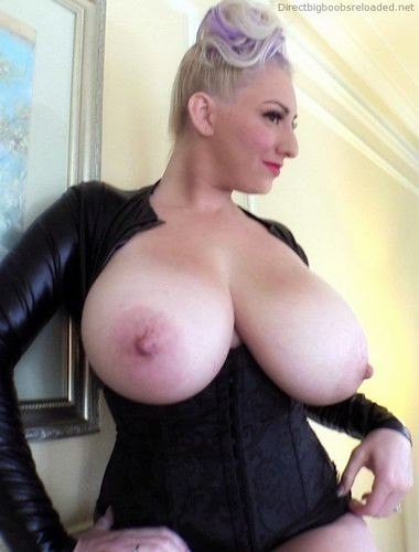 September Carrino – Large Tits Latex 1 720p