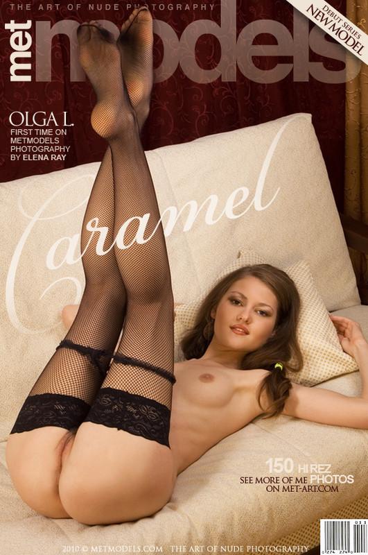 MetModels : Olga L - Caramel (2010-05-11)