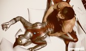 Heroineism - sexy artwork collection 2016