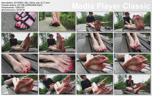Large Feet Fetish 65