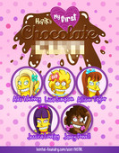 Hew comic by Ho7ik - First Chocolate Cum On-going