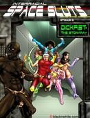 BlackNWhitecomics - Space Sluts ch 1-2