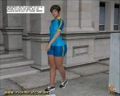PigKing - Vick - Starring top model: Shemale + ebony bonus